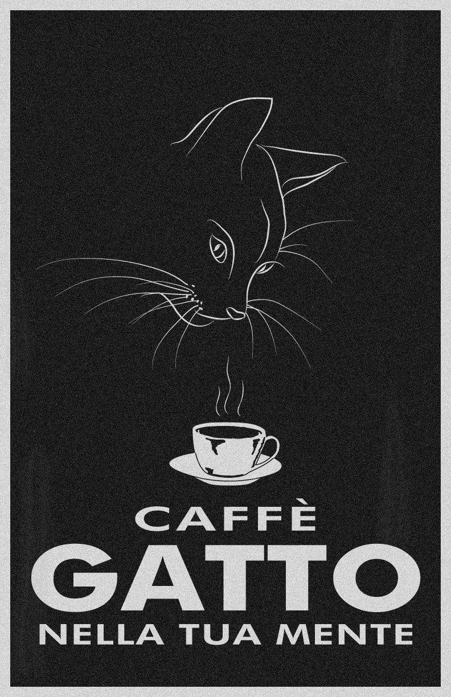 Caffè Gatto poster