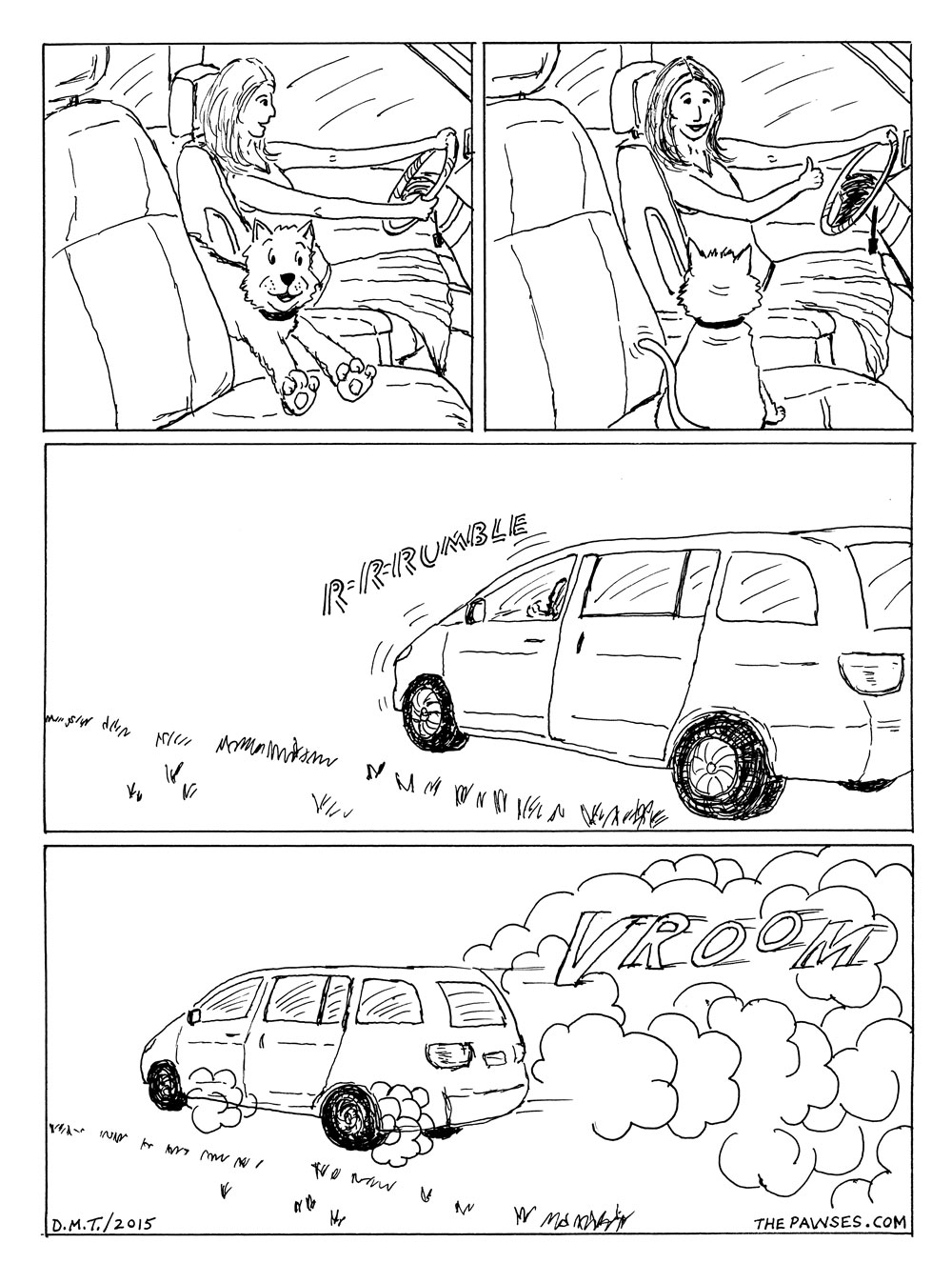 Driver, page 4