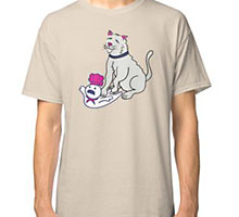Making Biscuits Redbubble classic t-shirt