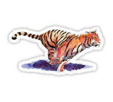 Redbubble tiger sticker