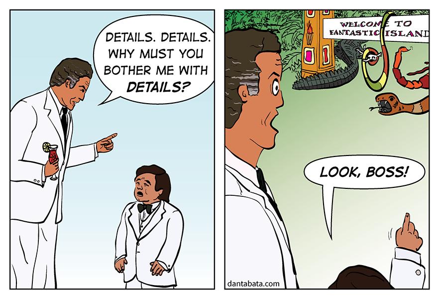 Details comic