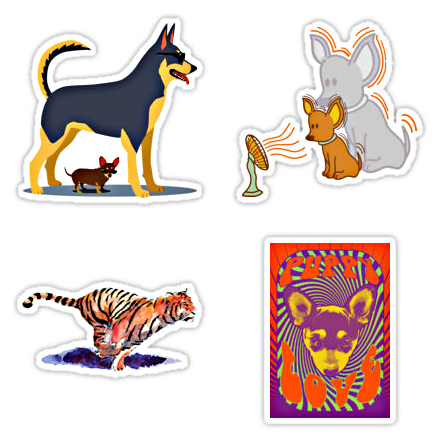 Popular and Trending redbubble Stickers on PicsArt