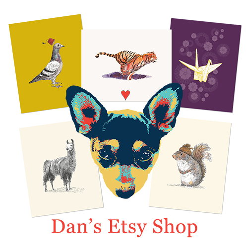 Dan's Etsy Shop